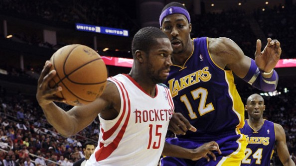 Toney Douglas e1354713438200 Houston Rockets   Not Only About James Harden & Jeremy Lin