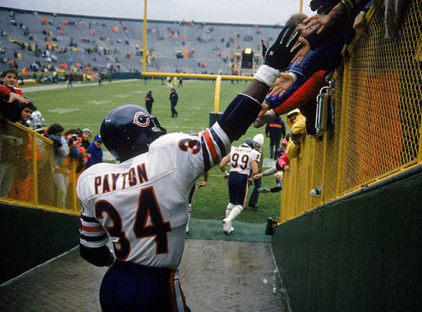 Walter Payton e1356965506556 Non Quarterbacks Who Won the NFL MVP