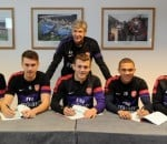 Wenger Young players