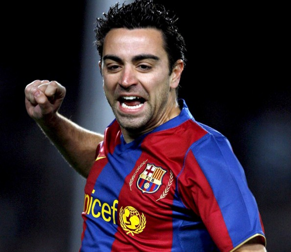 Xavi e1355387765696 Great European Clubs Most Capped Players
