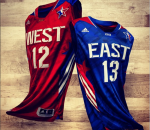 2013 All Star Jerseys