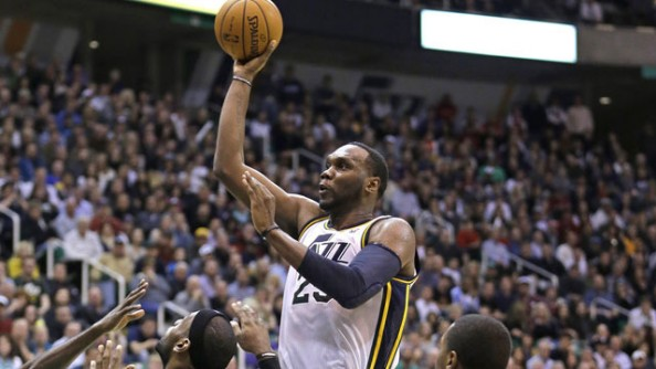 Al Jefferson e1358258381955 Utah Jazz   Dont Care About LeBron James Milestones