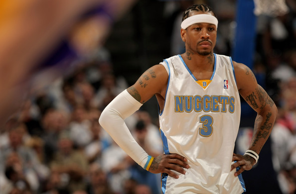 Allen Iverson Fastest NBA Players to 20,000 Points