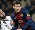 Arbeloa Messi