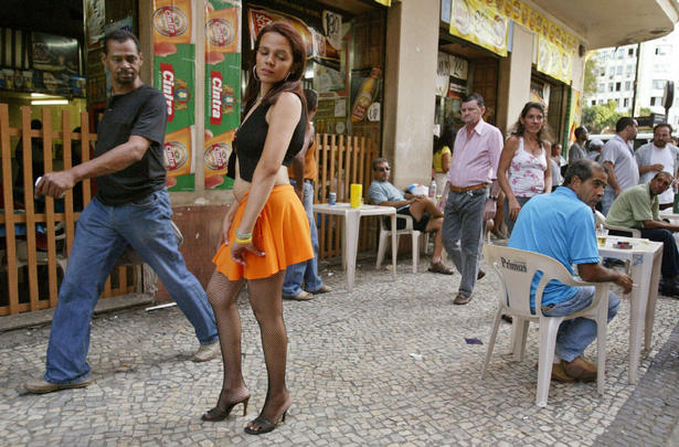 Belo Horizonte Prostitutes World Cup 2014   Brazilian Prostitutes Getting Ready
