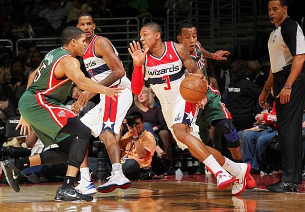 Bradley Beal e1359647599896 10 Best NBA Rookies Halfway Through the 2012 2013 season