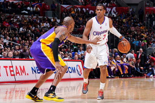 Los Angeles Clippers   Chris Paul Brings Back Lob City