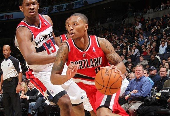 Damian Lillard e1359648042664 10 Best NBA Rookies Halfway Through the 2012 2013 season