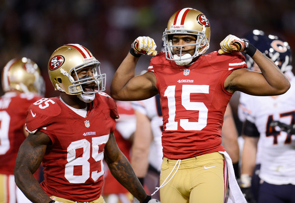 Davis Crabtree San Francisco 49ers   Keys to Super Bowl Victory