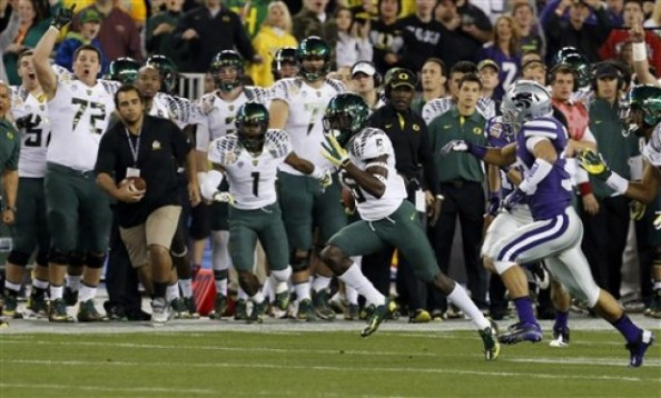 DeAnthony Thomas e1357291342106 Oregon Ducks   Best Offense in the Nation Rules Fiesta Bowl