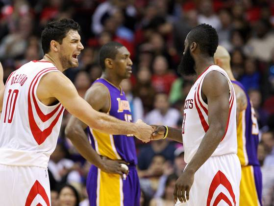 6f374c124ac4 Most teams can t keep up with the pace of the Houston Rockets with James  Harden and Jeremy Lin