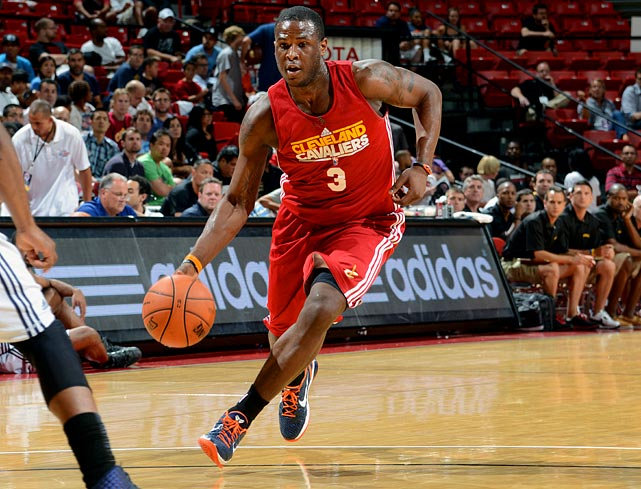 Dion Waiters 10 Best NBA Rookies Halfway Through the 2012 2013 season