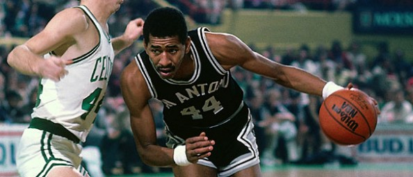 George Gervin e1358261124882 Fastest NBA Players to 20,000 Points