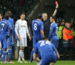 Hazard red card