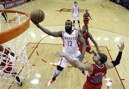 e192718e1a58 Houston Rockets - Jeremy Lin   James Harden Can t Beat Elite Teams ...
