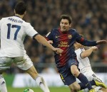 Lionel Messi vs Real
