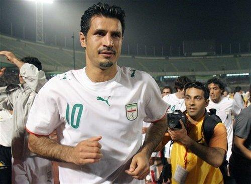 Ali Daei 10 Best Goalscorers in International Football