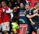Arsenal vs Bayern