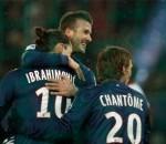 Beckham, Ibra