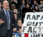 Benitez Chelsea Fans