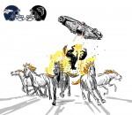 Broncos vs Falcons
