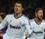 Cristiano Ronaldo @ Camp Nou