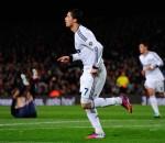Cristiano Ronaldo after scoring