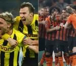Dortmund vs Shakhtar