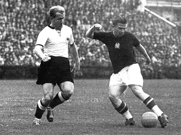 Ferenc Puskás 10 Best Goalscorers in International Football