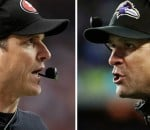 Harbaugh vs Harbaugh