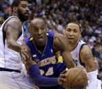 Kobe Byrant vs Mavs