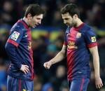 Messi & Fabregas