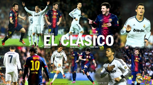 Messi vs Ronaldo e1361783138616 Messi vs Ronaldo   Not Better, Simply Different?
