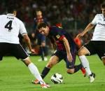 Messi vs Valencia