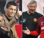Mourinho Ronaldo Ferguson Rooney