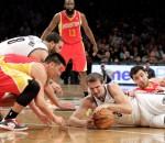 Rockets vs Nets