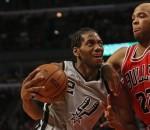Spurs Bulls