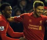 Steven Gerrard, Daniel Sturridge