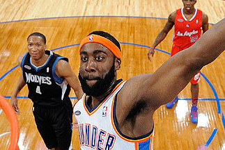 5d57f75a084a James Harden - The Timeline of the Most Awesome NBA Beard