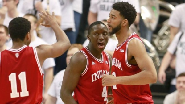 Victor Oladipo e1361367007457 Indiana Hoosiers   Victor Oladipo Shows What is a Number One