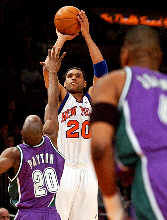 Allan Houston Most 50 Points NBA Games in the Last Decade