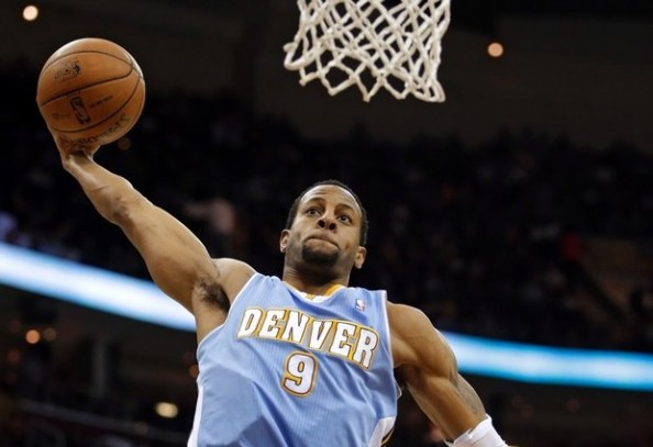 Andre Iguodala e1363011498836 NBA Players With the Most Dunks in 2012 2013 Season