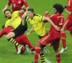 Bayern Defending