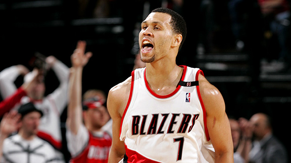 Brandon Roy Most 50 Points NBA Games in the Last Decade