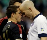 Chicharito vs Bradley