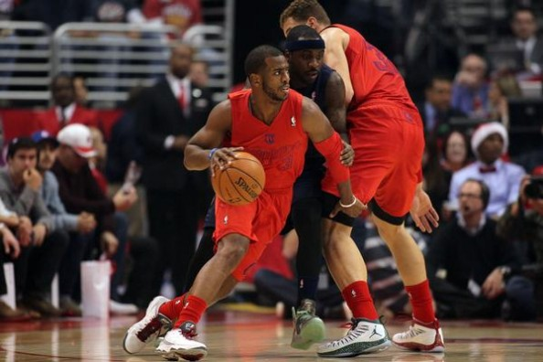 Chris Paul e1362407520511 NBA Franchises Longest Winning Streaks