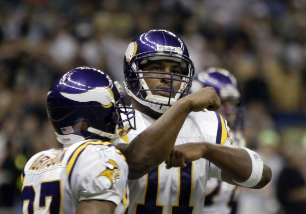 Daunte Culpepper The 100 Million Dollar Men of the NFL