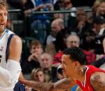 Dirk Nowitzki vs Clippers