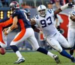 Dwight Freeney vs Broncos