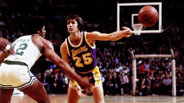 Gail Goodrich e1362406259507 NBA Franchises Longest Winning Streaks